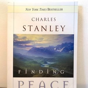 Finding Peace - God's Promises ... Charles Stanley